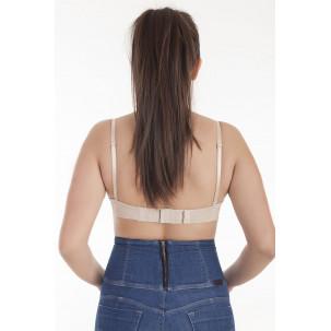 Alargador de espalda para sujetador sin elástico