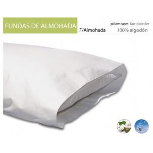 Funda de Almohada Colorines Algodón